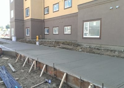 Condo Concrete Project